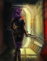 Mass Effect - Way Into Hell by CaNDiDeR