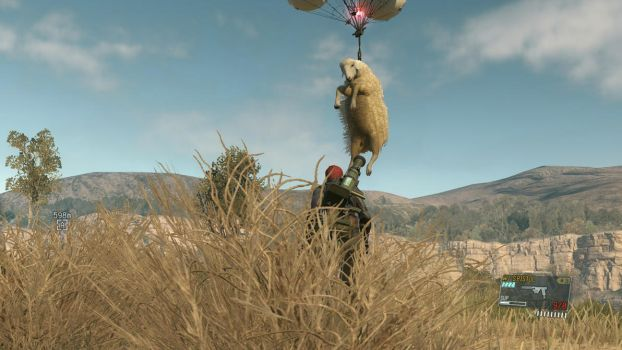 MGS V extration by Para2029
