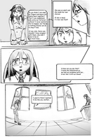 Linux-tan comic, page 9 by BellaCielo