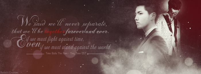 [Photo Quote] #KrisLay by Rabbit0502