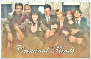CRIMINAL MINDS season 5 by Anthony258