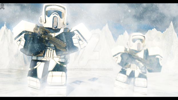 Hoth by Asasthenes