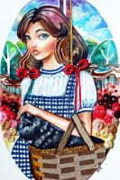 Dorothy by rianbowart