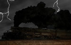 Last of the Ghost Trains by Leadfoot17