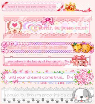 Cute Text - Marquee (Xwidget) by kawaiiprincess2