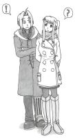 Height Difference by agrajagthetesty