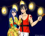 Romeo and Wendy Summer Festival by shiawase-usagichan