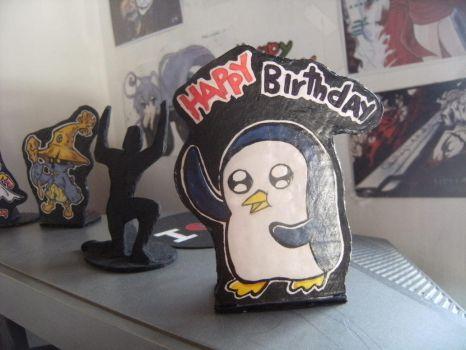 Gunter birthday by AldhaRoku