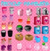 Recycle - Papeleras .PNG by ietf4899Love