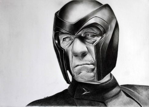 Magneto by donchild