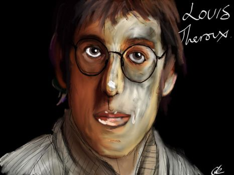 Louis Theroux by ShortBackAndSides