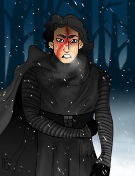 Kylo by ghoulsandgals