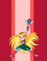 Star Butterfly Rules! by Patorik
