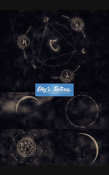 #9 Texture Pack - Midnight Shadows by Evey-V