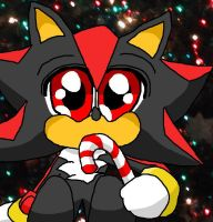 Merry Christmas From Shadow by Oribella