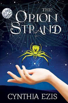Book Cover for The Orion Strand by Cynthia Ezis by pams00