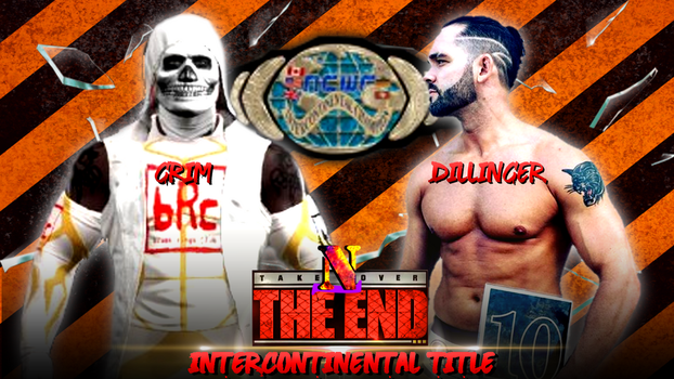 Intercontinental Title (NCWF Takeover: The END) by AlphaWWE