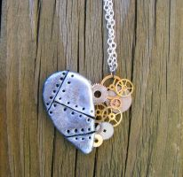 Ticking Heart by mle-anne