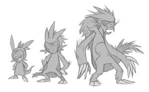 Chespin Evolution Tree?