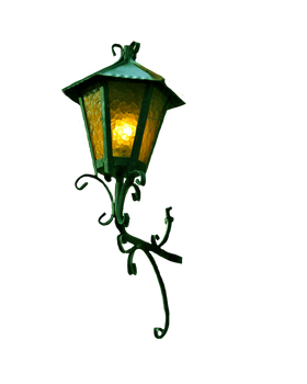 Wall Lamp Png by Moonglowlilly