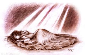 Maria Clara at the Verge of Death by maidenknight