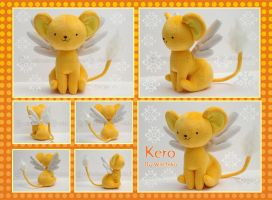 Kero:::::Sakura Card Captors:::::::: by Witchiko