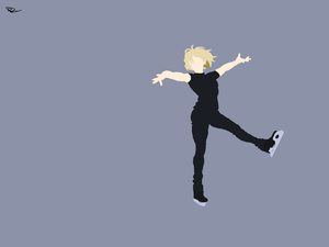Yurio Wallpaper by pinkDiamond1362