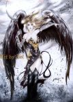 Black Angel by Sol-Angelica