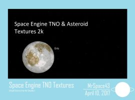 Space Engine TNO And Asteroid 2k Textures by MrSpace43