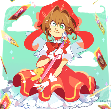 Card Captor sakura by LaWeyD