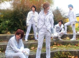 SS501 Cosplay Group by Ro20Mina