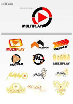logo multiplyband by egathinking