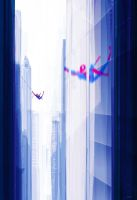 The glass spider. by PascalCampion