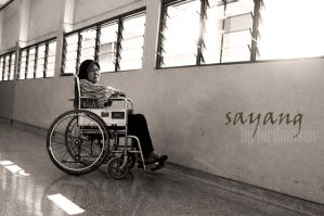 Mother At Hospital 1 by lordmusan