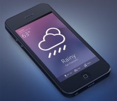 Weather App by Grafeco