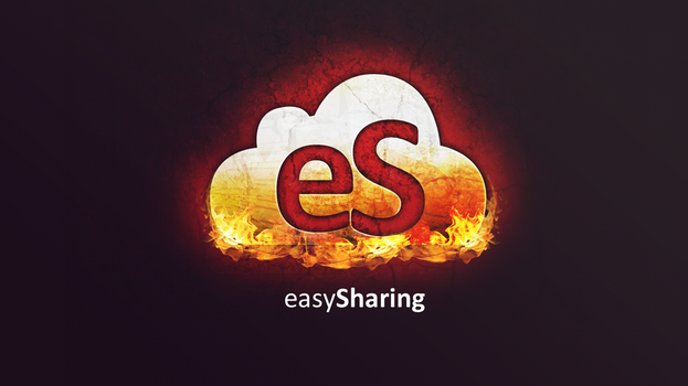 EasySharing WallPaper Fire Version by crativearch