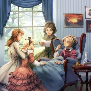 Little Women (Part 1) by nikogeyer