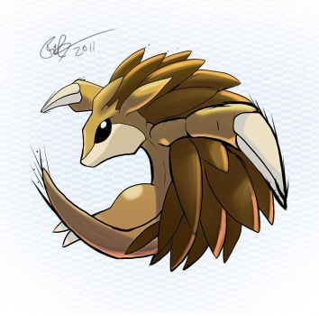 Sandslash by lord-phillock