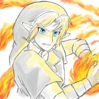 Fire Link by dessertsoul1217