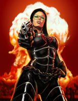 The Baroness by kewminus