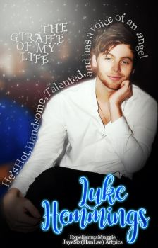 (wattpad cover) Luke Hemmings by jLpanganiban