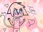Finished: my OC tom by Tomthesmol