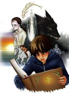Neverending Story by lilin1988