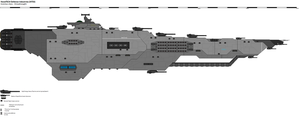 Invictus class - Dreadnought by zagoreni010