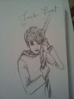 Jack Frost by reminiscence14