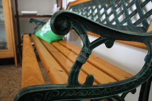 Home Bench 2 by LyLyL