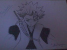 Toshiro by SainderyX