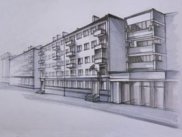 architecture sketch by oriondeft