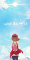 Serena: Catch the Wind by DaDonYordel