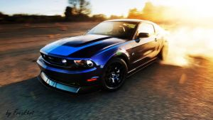 Ford Mustang Wallpaper [HD Quality] by Freak4rt